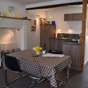 kitchendining-area